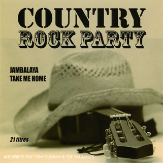 valayans cd country rock party front