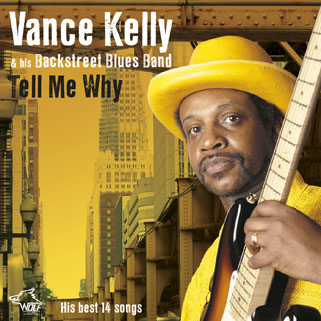 vance kelly cd tell me why front