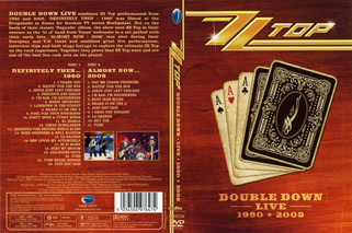 zz top dvd double down