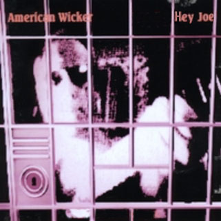 american wiker hey joe cd my personnal artwork