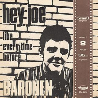 baronen single hey joe front sleeve