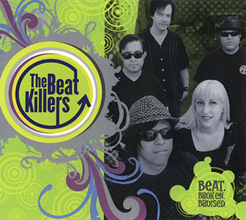 beat killers cd beat broken brusied front