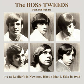 the boss tweeds cd live in newport 1968 front