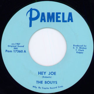 bouys single side hey joe