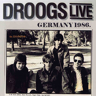 droogs cdr live germany 1986 front