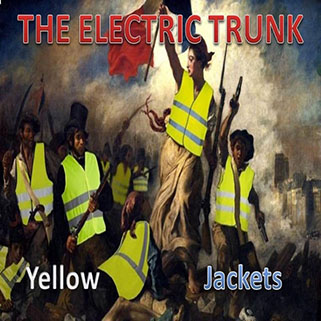 electric trunk - mariachis gringos cd yellow jackets front