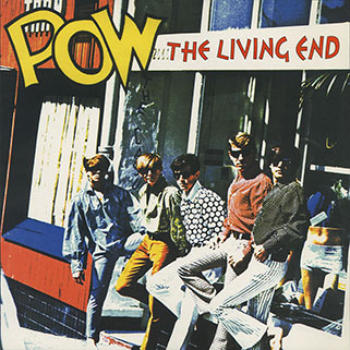 living end lp pow