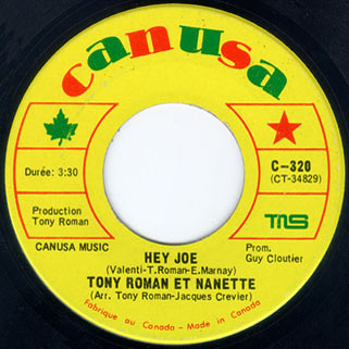 nanette workman single side hey joe