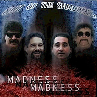 out of the shadows cd madness madness front