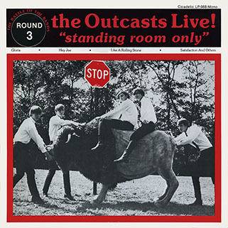 outcasts cd standing room only front