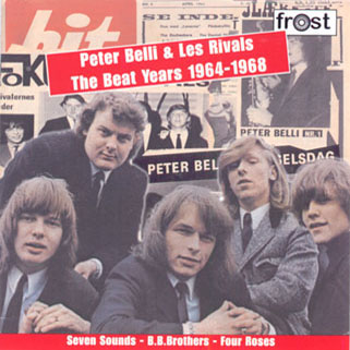 peter belli cd the beat years front