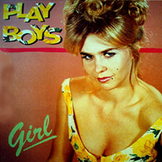 playboys lp girl front