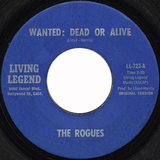 rogues single side wanted dead or alive