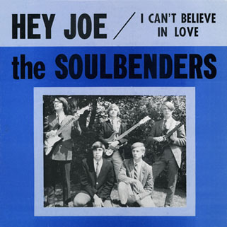 soulbenders single cover