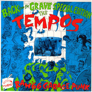 tempos lp back from the grave special edition front