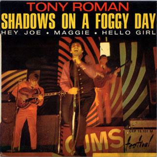 roman tony ep shadows on a foggy day front