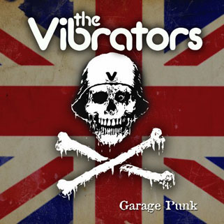 vibrators cd garage punk front