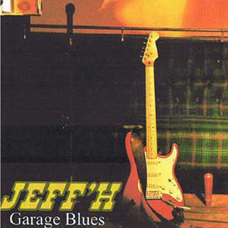 jeff hug cd garage blues front