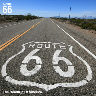 steve haggerty and the wanted cd route 66 front