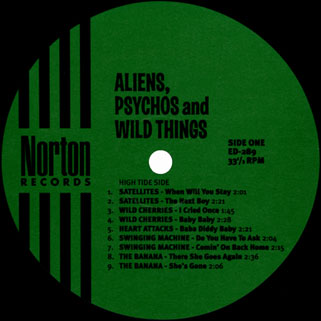 hazards aliens psychos and wild things label 1