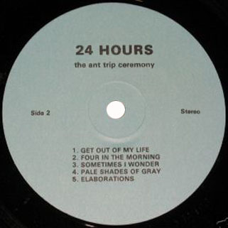ant trip ceremony lp resurrection 24 hours label 2