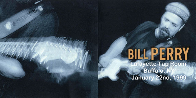 bill perry buffalo 1999 cover out