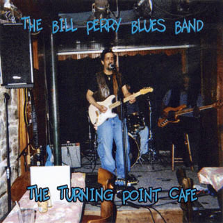 bill perry the turning point cafe front