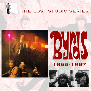 byrds the lost studio series front