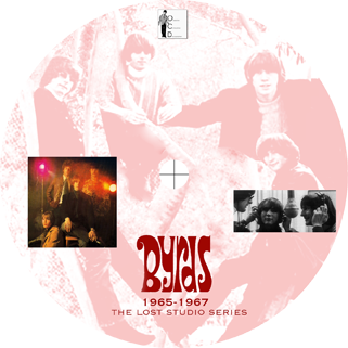byrds the lost studio series label