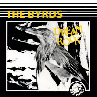 byrds cd dream rock front