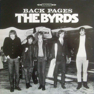 byrds lp columbia back pages front