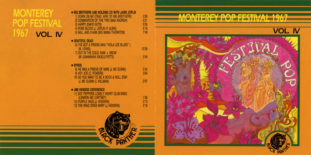 byrds cd monterey pop festival 1967 out