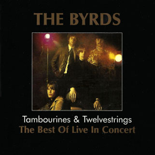 byrds cd tambourines and twelvestrings  front