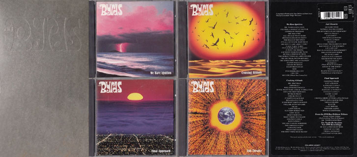 byrds cd we have ignition box cd's