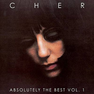cher cd absolutely the best front