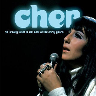 cher cd all i really want to do label werk front