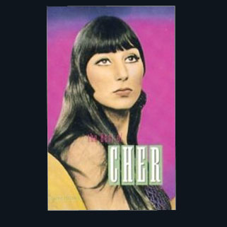cher cd best of cher capitol 591836 front
