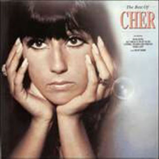 cher lp the best of front uk