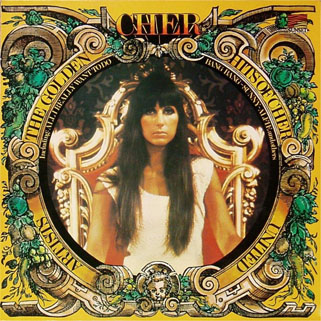 cher lp the golden hits of front uk