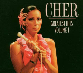 cher cd greatest hits volume 1 front