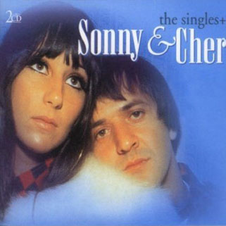 cher cd sonny and cher the singles plus front