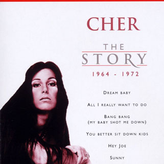 cher cd story 1964-1972 front