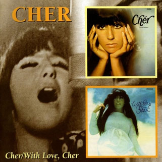 cher cd with love backstage golden greats front