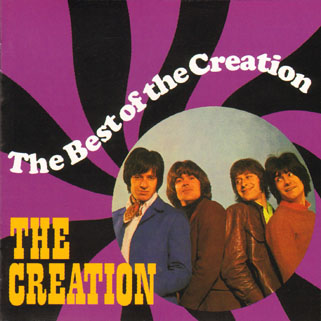 creaton the best of cd front
