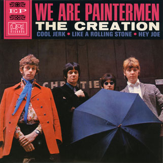 creation ep we are paintermen from boxset front
