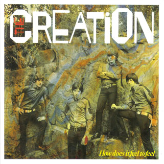 creation how does it fell to feel cd edsel front