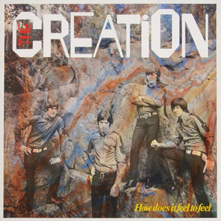 creation how does it fell to feel lp edsel front