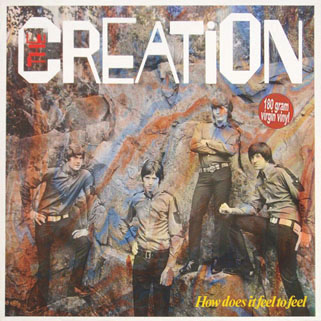 creation how does it fell to feel lp get back front