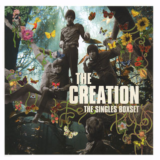 creation the singles boxset front
