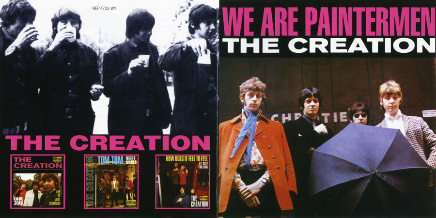creation we are paintermen cd repertoire out